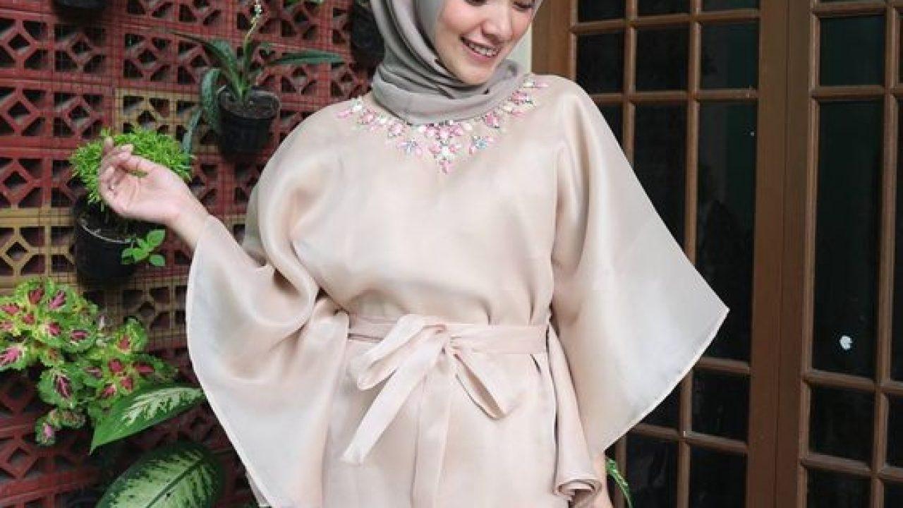48 Model Baju Kebaya Muslim Modern Dan Anggun KlubWanita