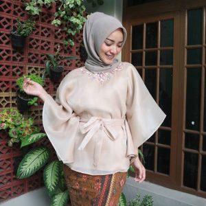 48 Model Baju Kebaya Muslim Modern Dan Anggun