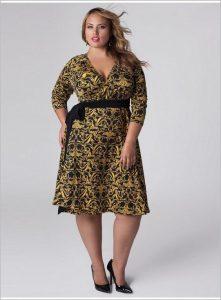 41 Model Baju Batik Wanita Gemuk Agar Terlihat Langsing