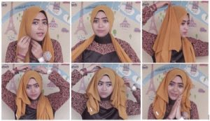 15 Hijab Ala Selebgram Dan Tips Tutorialnya Klubwanita Com