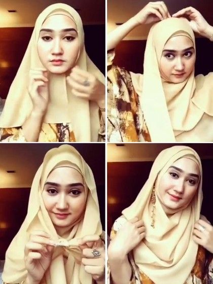15 Hijab Ala Selebgram dan Tips Tutorialnya