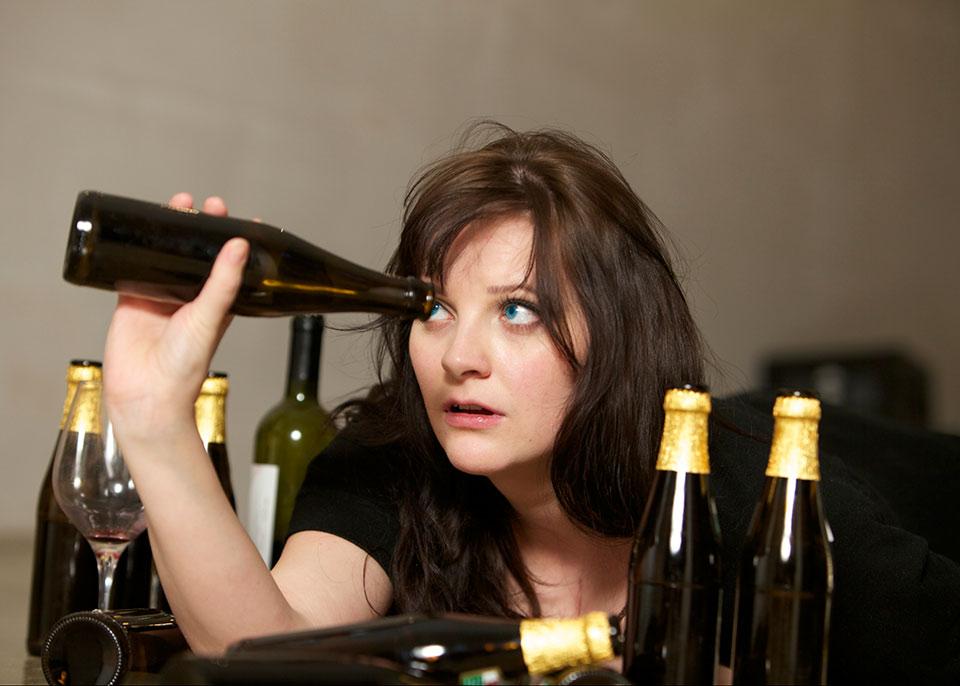 Bahaya Alkohol Bagi Wanita