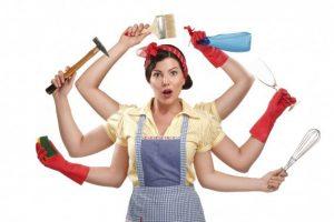persiapan menjadi ibu rumah tangga