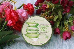 nature republic aloe vera untuk jerawat