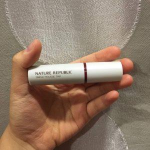 Nature Republic Lip Tint - Manfaat dan Cara Penggunaannya