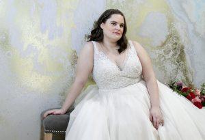Tips Memilih Gaun Pengantin untuk Wanita Gemuk