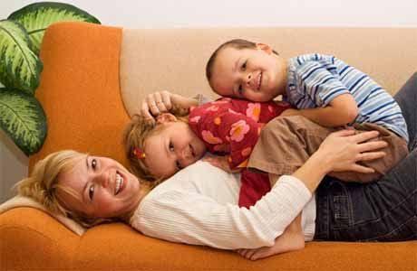 7 Cara Menjadi Ibu Yang Menyenangkan dan Tidak Membosankan