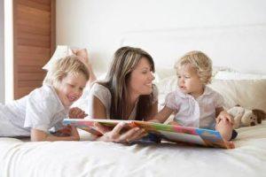 cara menjadi ibu yang penyayang