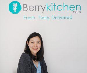 Cynthia Tenggara CEO Berrykitchen
