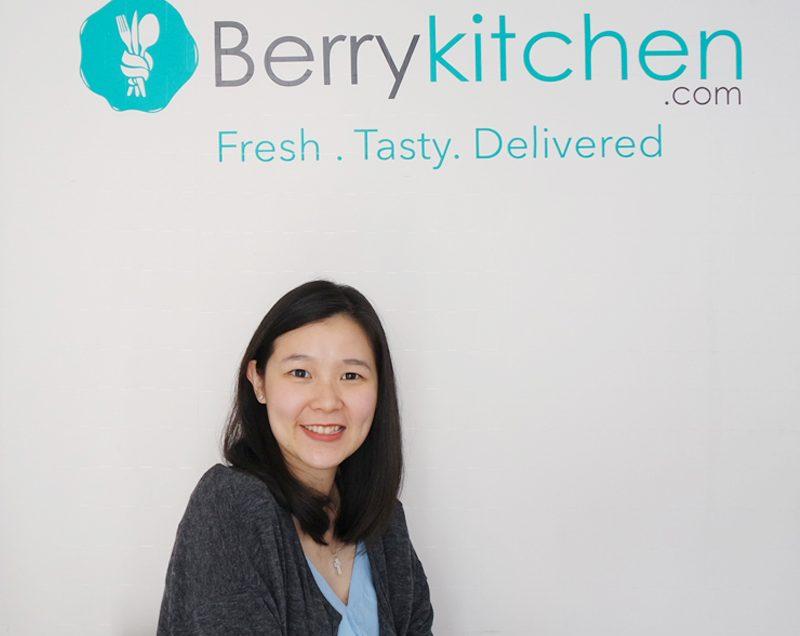 Kisah Sukses Cynthia Tenggara Tentang Berrykitchen yang Didirikannya