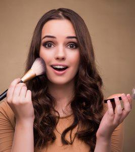 cara agar makeup tahan seharian