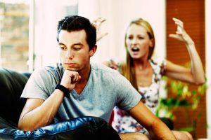 cara membuat pria sadar akan kesalahannya