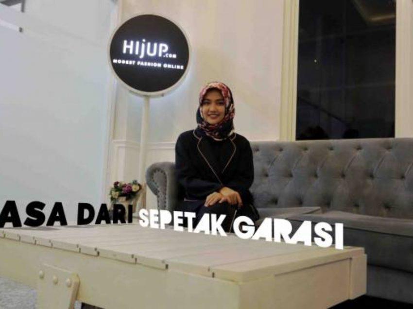 Kisah Sukses Diajeng Lestari Founder HijUp Yang Menginspirasi Wanita Muslim