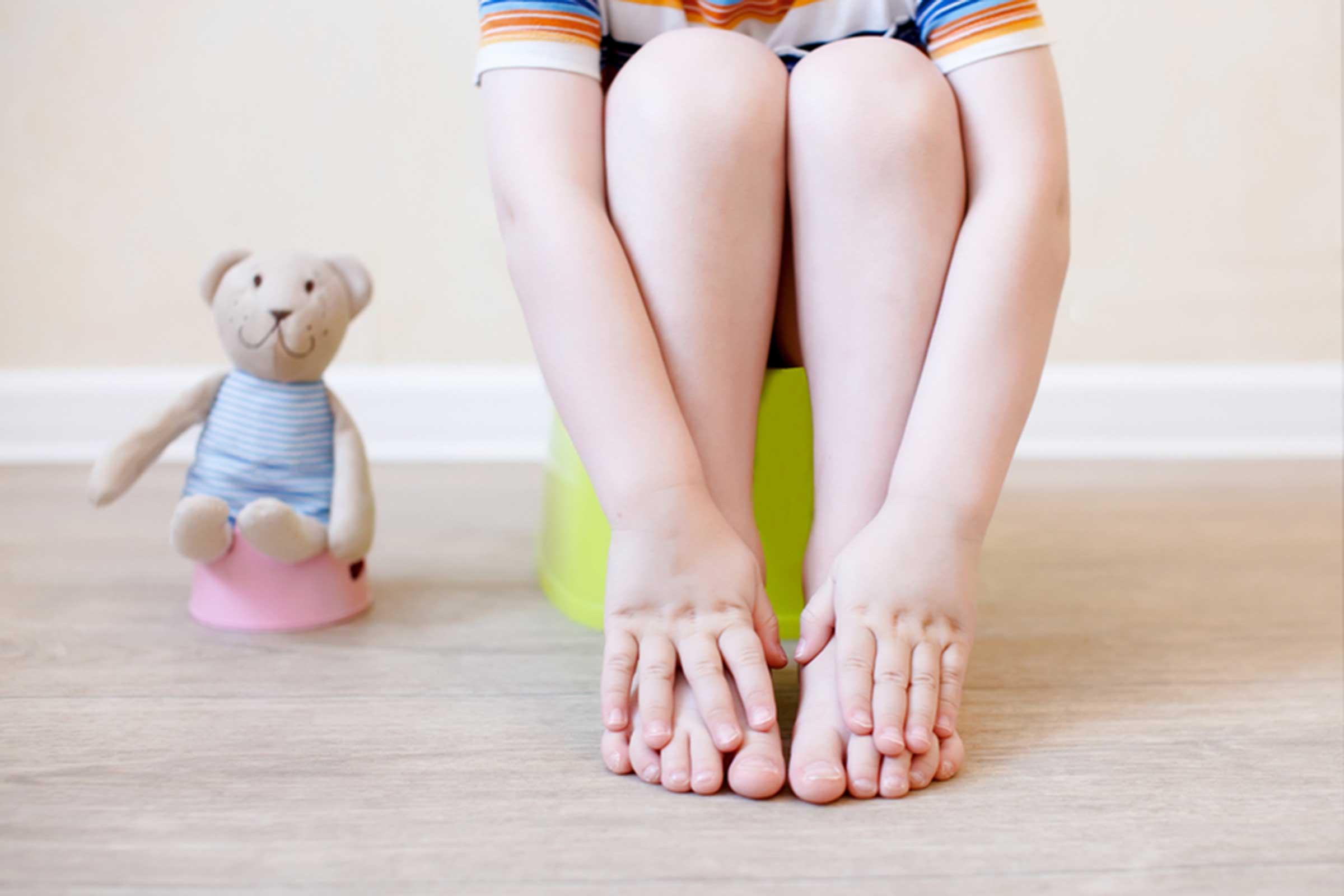 Cara Mengatasi Anak Sembelit