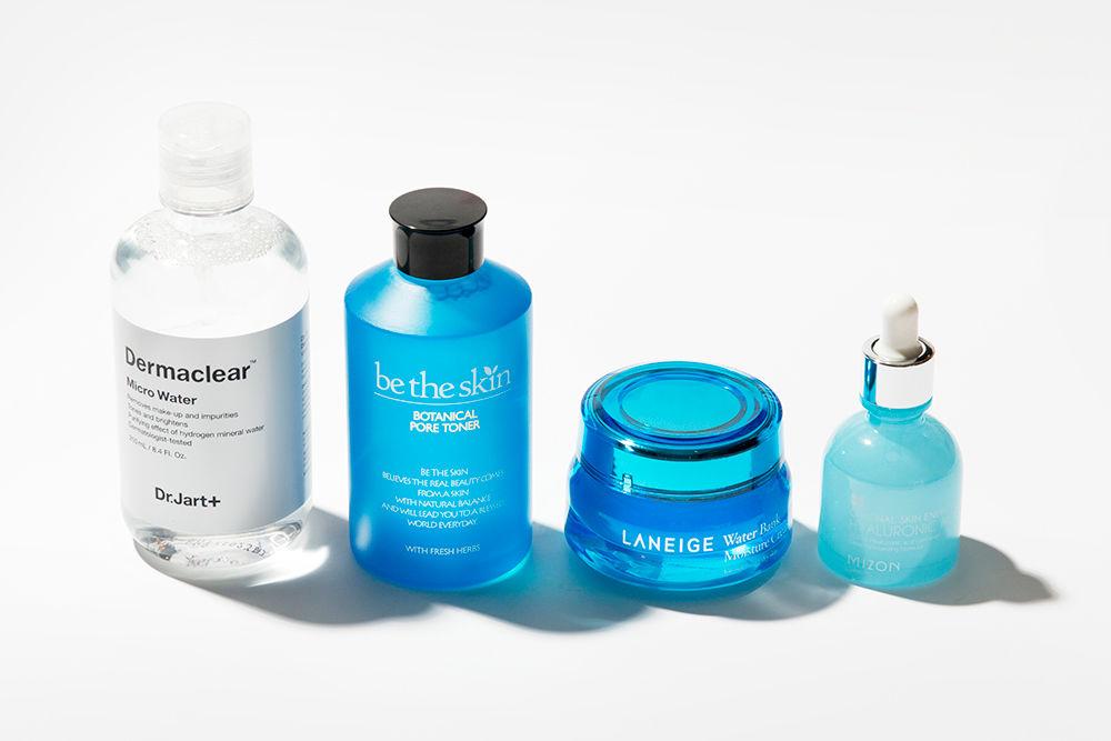 Skincare Korea untuk Kulit Kering