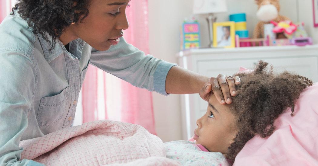 panduan-merawat-anak-sakit